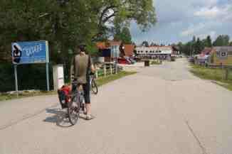 Die tschechischen Grenzorte sind nahezu identisch