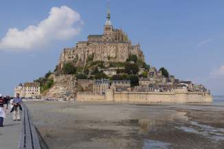 Französisches Nationalheiligtum: Mont-Saint-Michel