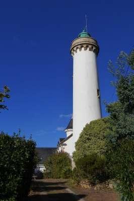 Leuchtturm am Golfe von Morbihan