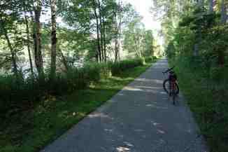 Salzach-Radweg