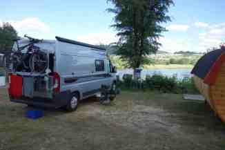 Campingplatz am Perlsee