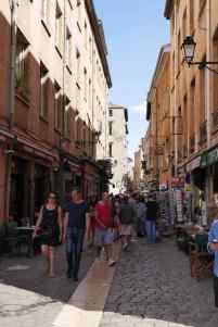 Altstadt von Lyon