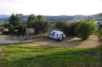 """Campingplatz """"Le Barette"""""""