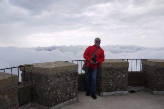 Über den Wolken am Mont Aigoual