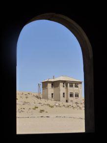 Geisterstadt Kolmannskuppe