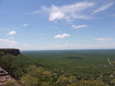 Blick vom Waterberg