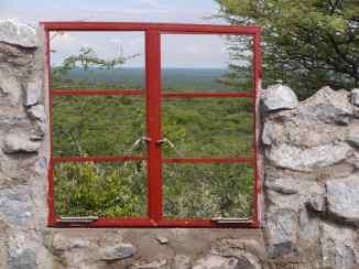 Fenster zur Kalahari