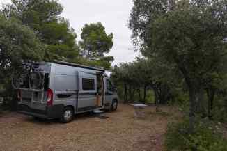 Camping Municipal Les Chalottes bei Murs