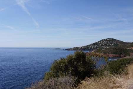 Côte d´Azur bei Sainte-Maxime