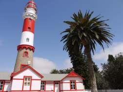 Leuchtturm in Swakopmund, Namibia