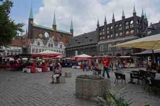 Lübeck, Markt