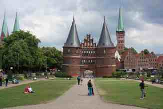 Lübeck, Holstentor