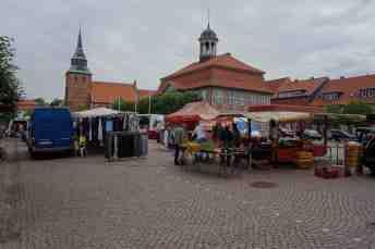 Boizenburg, Markt