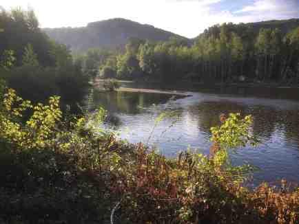 Dordogne bei Vayrac
