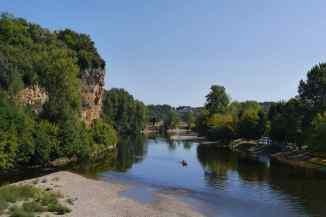 Dordogne bei Vitrac