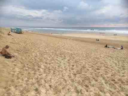 Strand bei Petit Nice