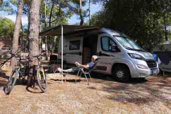 """Camping """"La Côte d´Argent"""""""