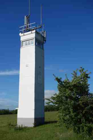 DDR-Grenzturm