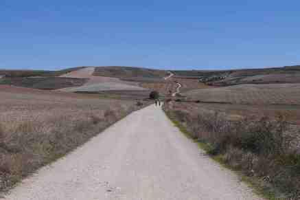 Jakobsweg in Kastilien